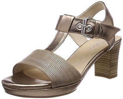 Chaussures Gabor Comfort beiges femme IWn0YCXEV