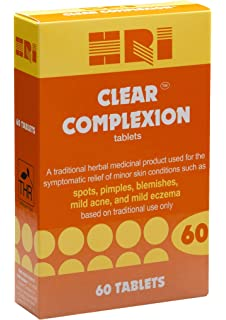 HRI Clear Complexion 60 tablet
