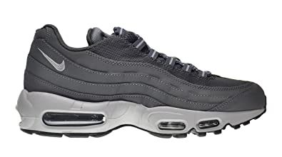 Nike Air Max '95 Men's Shoes Dark Grey/Wolf Grey-Black 609048-