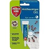 Protect Home contra Hormigas para Interiores, rápida acción y Altamente Atractivo, 4g Antihormigas cebo en gel Azul