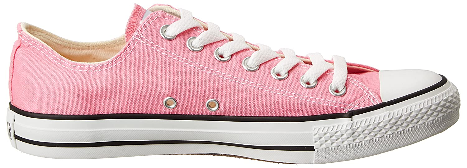 Converse Chuck Taylor All Sneaker Star Canvas Low Top Sneaker All B074RB2RKZ 14 US Men/16 US Women|Pink afeb3c