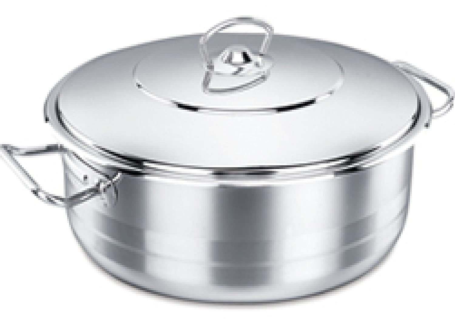 Amazon.com: Korkmaz Dutch Oven with Lid (16qt): Dutch Oven ...