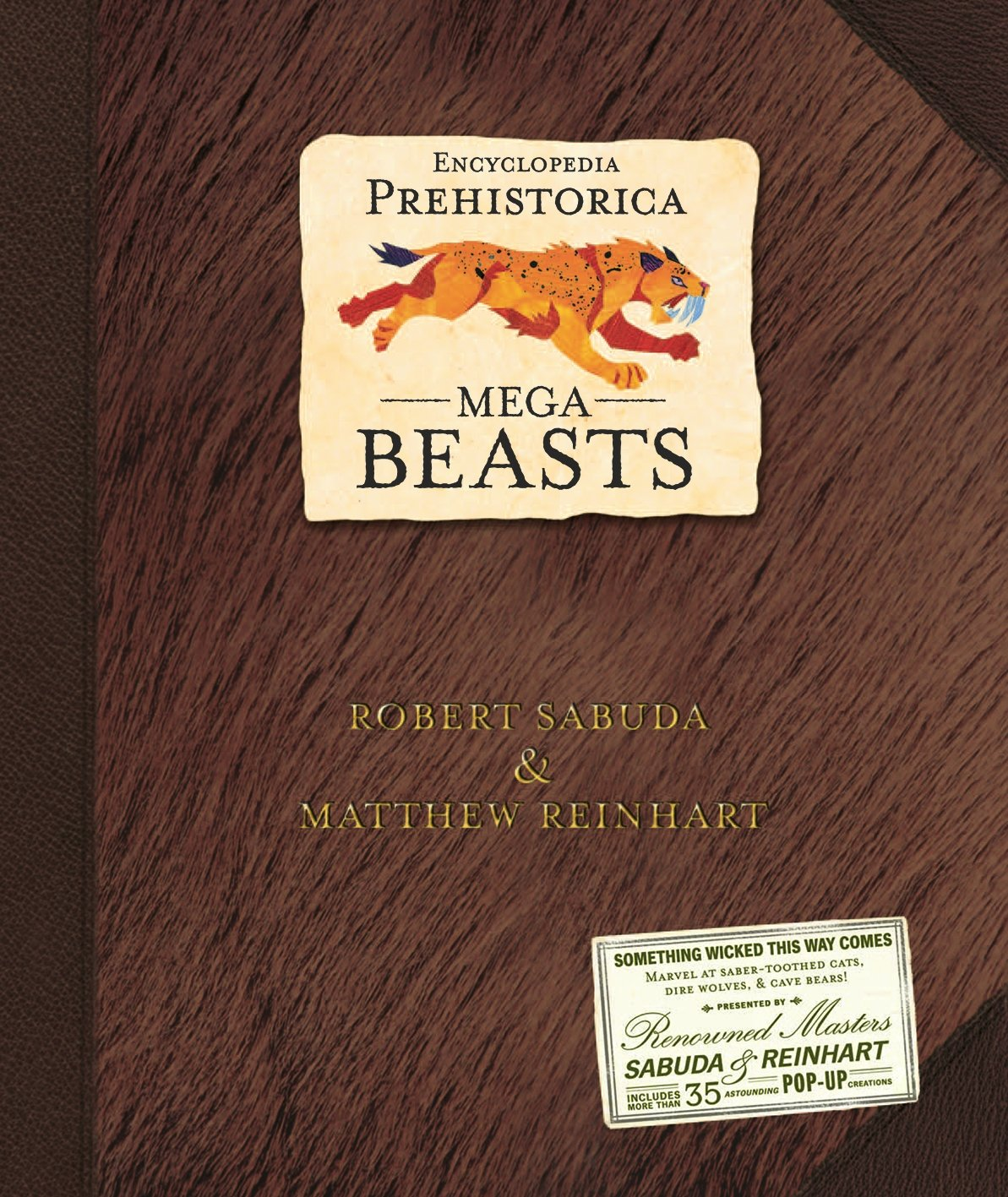 Encyclopedia Prehistorica Mega-Beasts