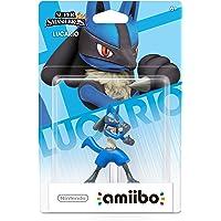 Amiibo: Super Smash Bros. Series Action Figure Lucario - Standard Edition