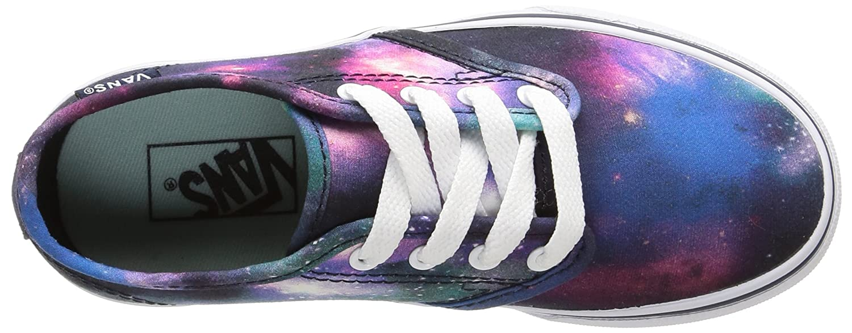 Vans Camden Stripe Scarpe da Ginnastica Basse Bambina, Multicolore (Cosmic Galaxy), 31.5 EU