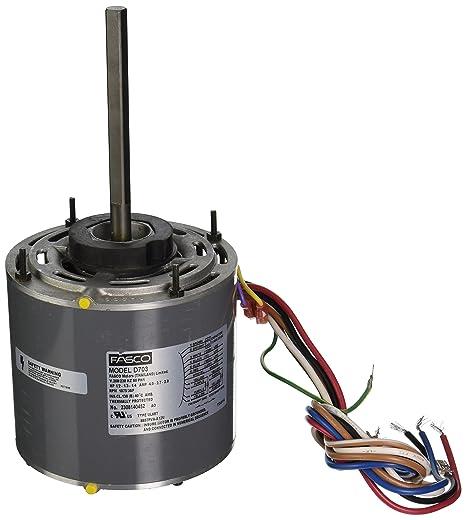 Fasco D703 1/2-1/3-1/4 HP 208-230 Volt 1075 RPM Direct Drive Blower on
