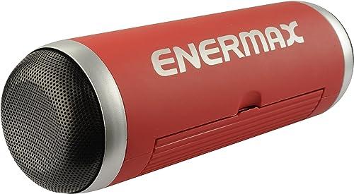 Enermax EAS01-R Bluetooth Speaker Red