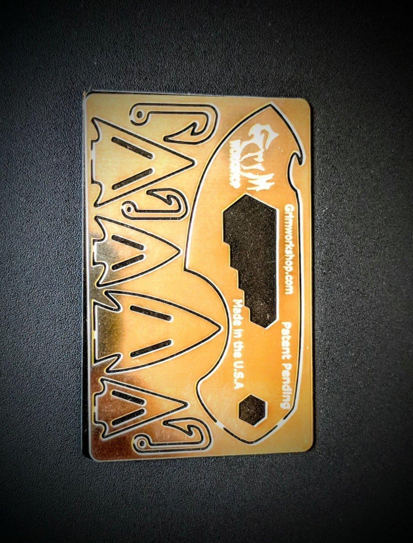 Grim Workshop Knife Card