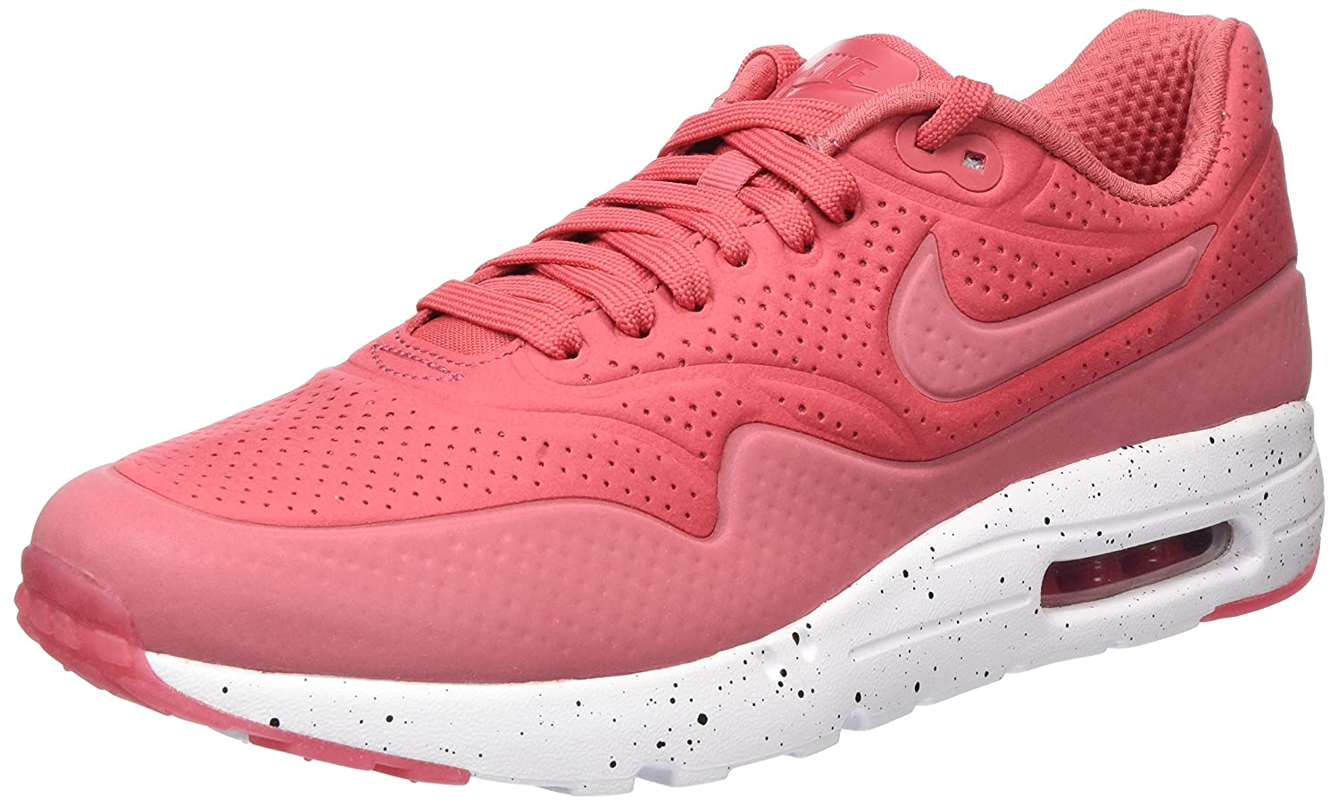 a6c7dba0a8d2 Nike Mens Air Max 1 Ultra Moire Terra Red Terra Red White Running Shoe 9 Men  US  Buy Online at Low Prices in India - Amazon.in