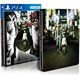 Yakuza Kiwami: Steelbook Edition - PlayStation 4