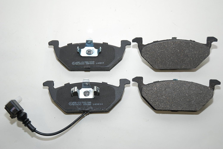 LPR 05P692 Bremsbelagsatz Scheibenbremse