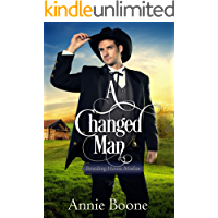 A Changed Man (Boarding House Misfits Book 2)