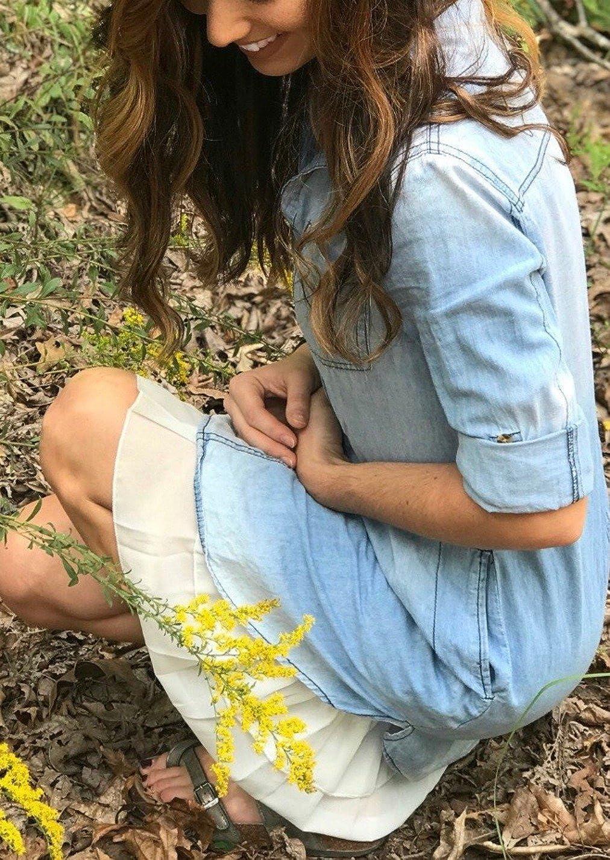Shirt Extender Colorado Chick Grayce Short Chiffon Skirt Extender lace Slip Extender Dress Extender Womens Slip