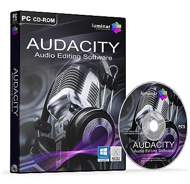 Audacity - Professional Studio / Music / MP3 / Audio / Sound Editing and  Recording Software (PC & Mac)