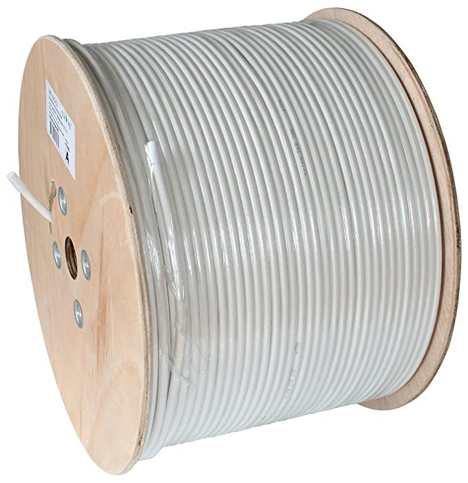 Axing SKB 395-03 - Cable coaxial triple SAT/BK, 500 m, color ...