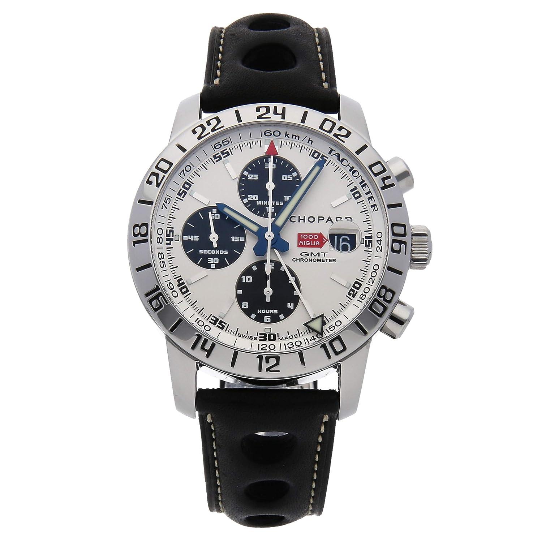 Chopard Mille Miglia Chronograph Black Dial Men's Watch 168589-3002