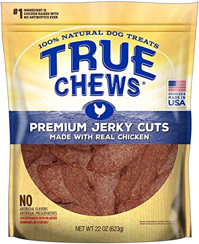 True Chews Premium Jerky Cuts Made