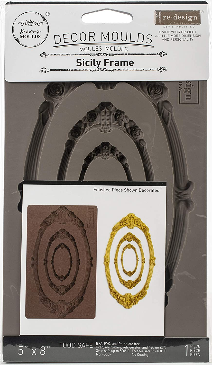 PRIMA MARKETING INC Redesign Mould 5X8 FRM, us:one size, Sicily Frame