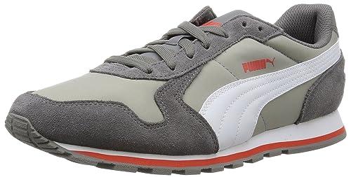 Puma St Runner NL - Chaussures D'entrainement - Mixte Adulte - Noir (Black/White 07) - 41 EU (7.5 UK) VCOCLrb4O