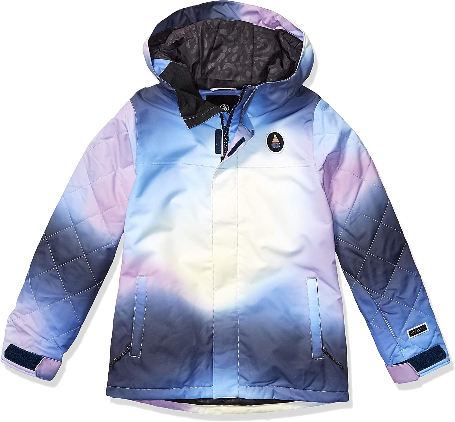 Volcom Big Girls Sassnfras Insulated Snow Jacket