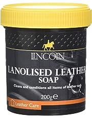 Lincoln Lanolised cuero jabón, 200g