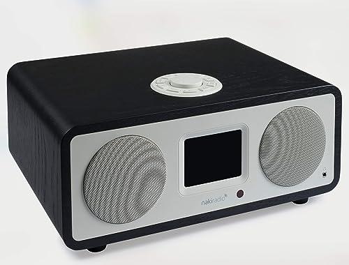 Naki Radio Home - HiFi WiFi Kosher Internet Radio
