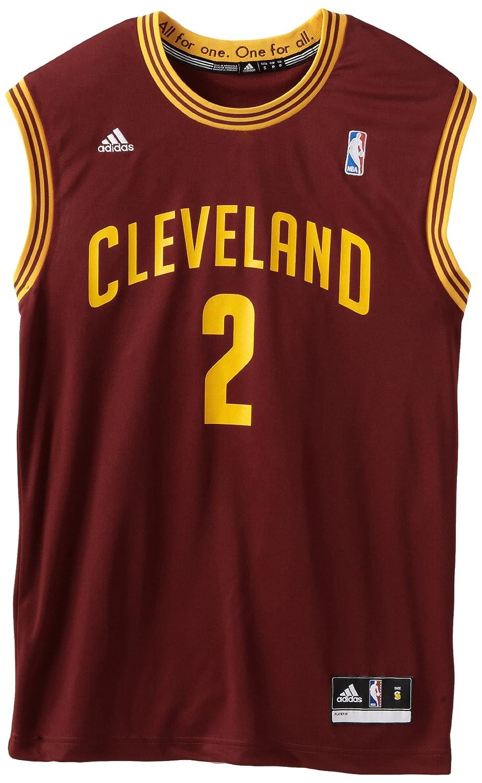Adidas NBA Cleveland Cavaliers Kyrie Irving # 2 la réplica de la Camiseta de los Hombres, NBA, Hombre, Color Road, tamaño 3XL: Amazon.es: Deportes y aire ...