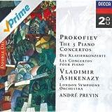 Prokofiev: The Piano Concertos (2 CDs)