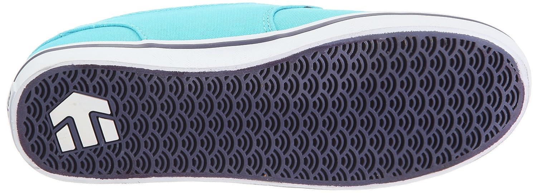 Etnies Suzy Slipon W De 4201000252456 - Chaussures Des Femmes De Lin, Bleu, Taille 40