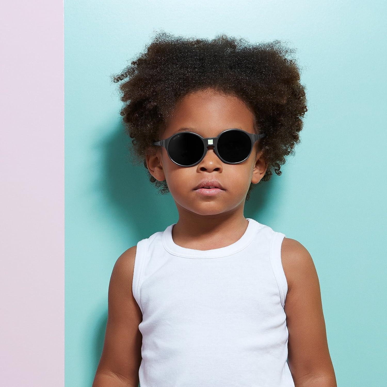Occhiali da sole per bambini stile Jokakids 4-6 anni Ki ET LA Infrangibili al 100/%