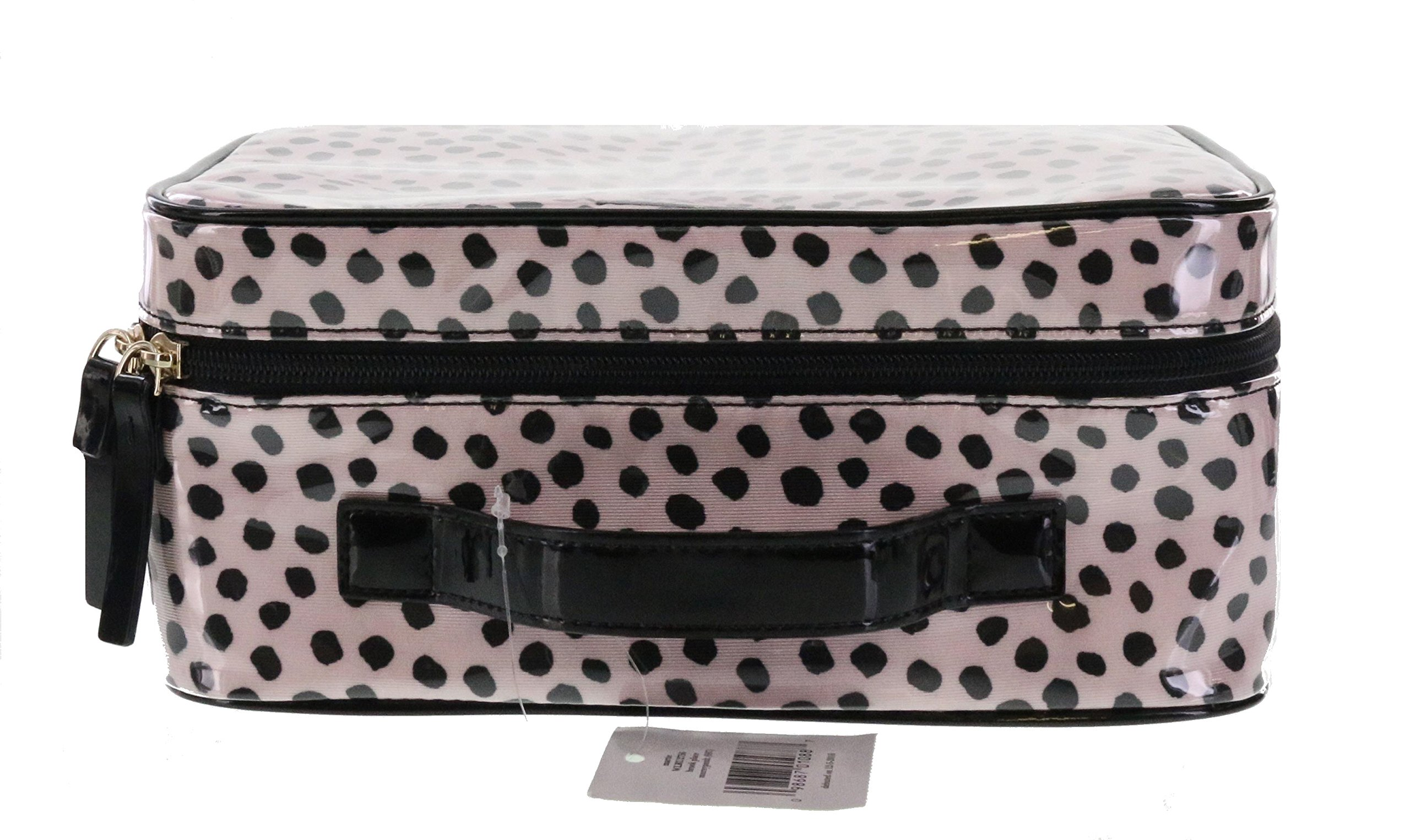 Kate Spade New York Brook Place Martie Multi-Compartment Cosmetics Travel Case (mnrsypntdt)