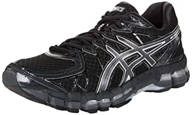 new style c96f5 32c1a ASICS Men s Gel Kayano 20 Running Shoe,Black Onyx Black,8.5 M