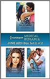 Harlequin Medical Romance June 2020 - Box Set 2 of 2