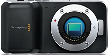 Blackmagic Pocket Cinema Camera Amazon Co Uk Camera Photo