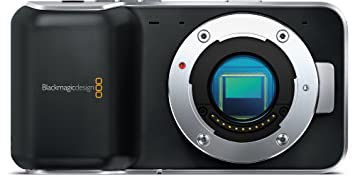 Amazon.com : Blackmagic Pocket Cinema Camera with Micro Four ...
