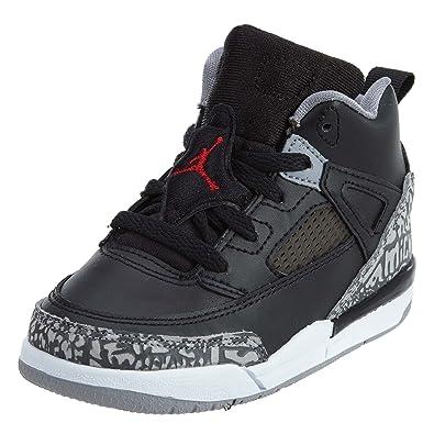 165c9e4c37781a ... coupon code for amazon pre school nike air jordan spizike bp black  cement black white red