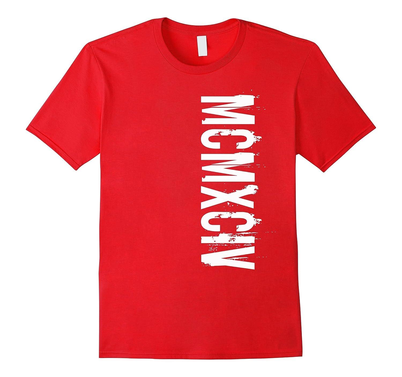 23rd Birthday Shirt Year 1994 in Roman Numerals MCMXCIV-Vaci