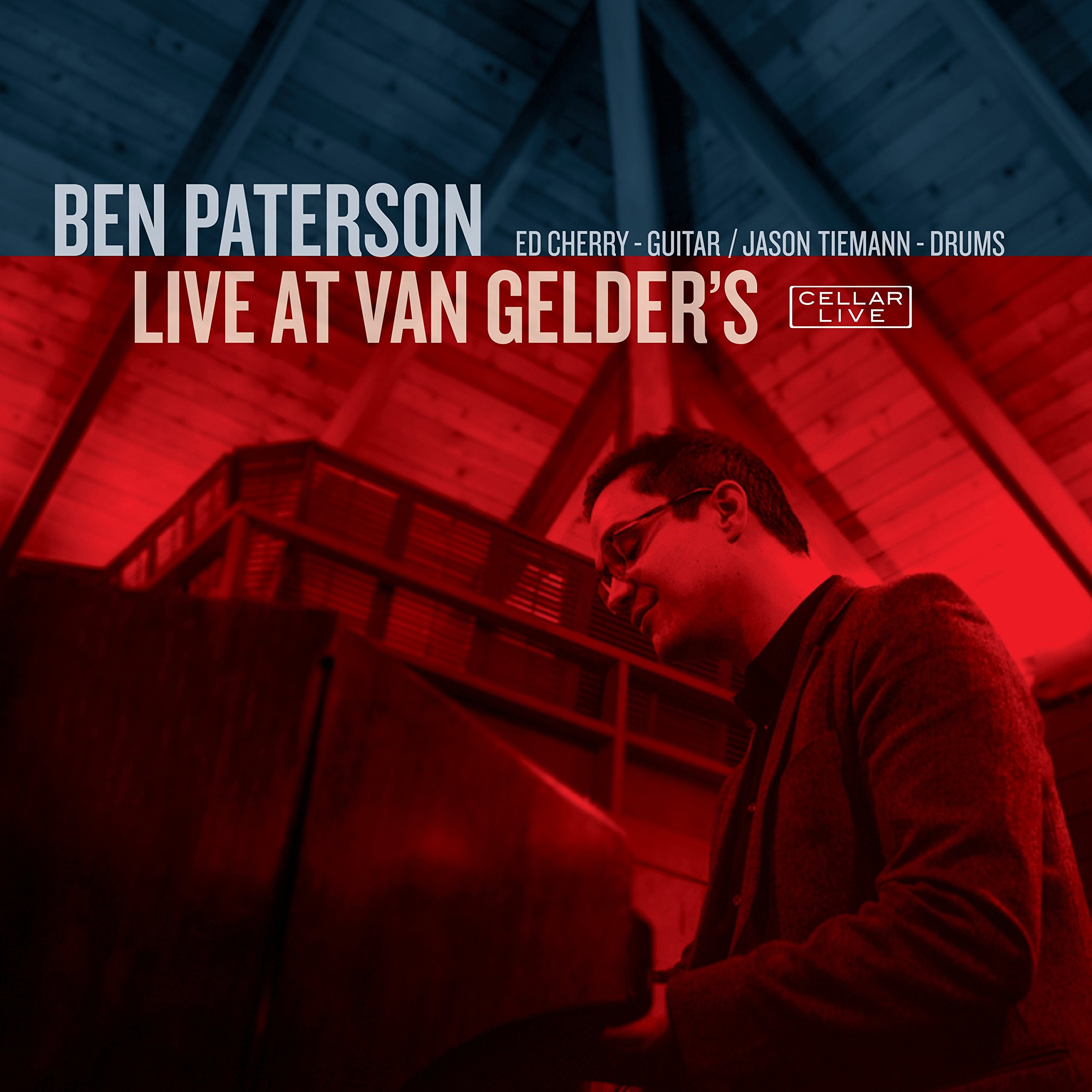 Live At Van Gelder's by Cellar Live