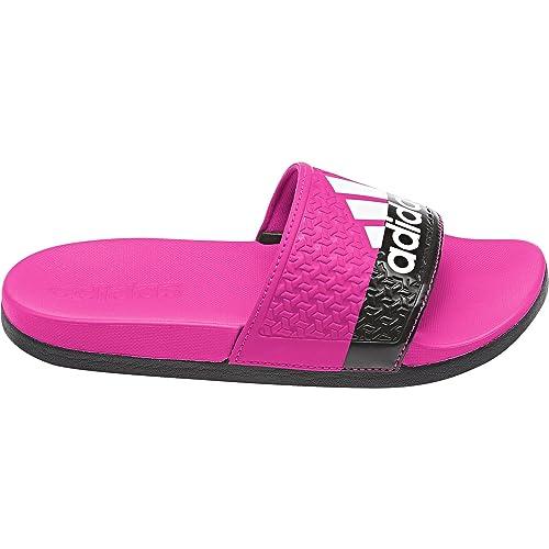 a796a3ebe33f adidas Unisex Adilette Cloudfoam+ Slide Sandal