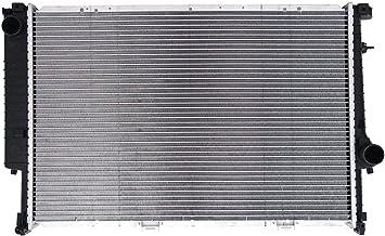 Radiator For 540i 740i 740IL 850ci 850sci 4.0 V8 5.0 5.6 V12 No Trans Cooler