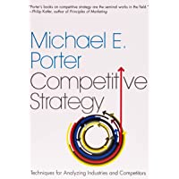 The Competitive Strategy: Techniques for Analyzing Industries and Competitors