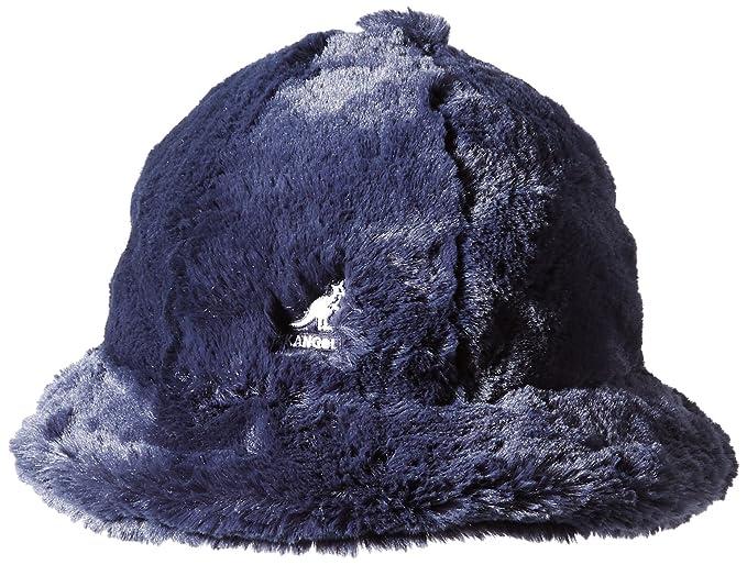 Kangol Men s Faux Fur Casual Cap at Amazon Men s Clothing store  278e3a42d3d