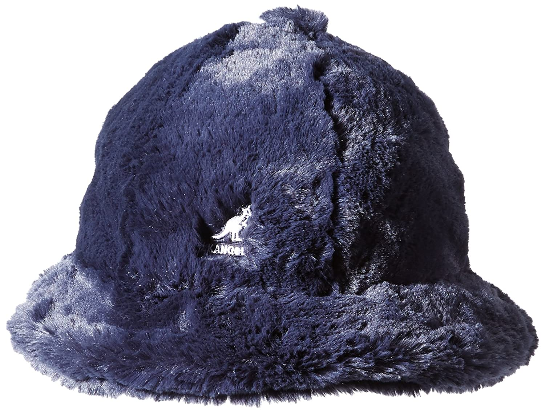 Kangol Mens Faux Fur Casual Cap Kangol Men' s Headwear K4190ST