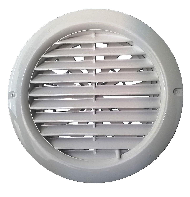 Flujo de aire ajustable clarityamdx rejilla para respiradero (80 - 125 millimeter panels) ventilació n (MV 125 BVRD) APUK