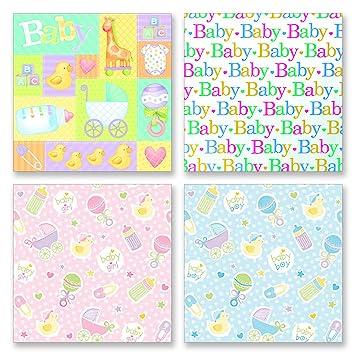 Amazon.com: Baby Shower o bebé regalo de cumpleaños ...