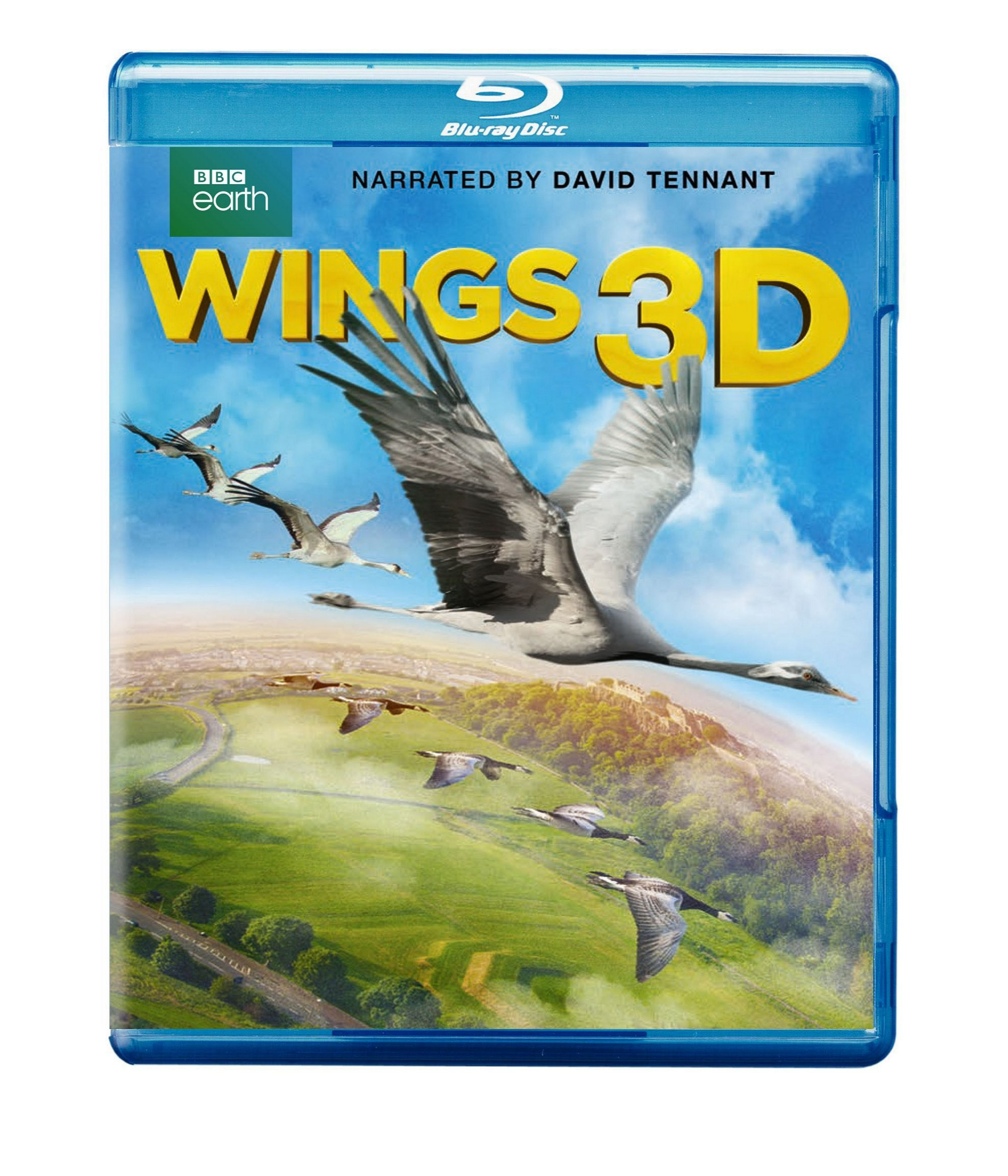 Blu-ray 3D : Wings (3D Blu-ray)