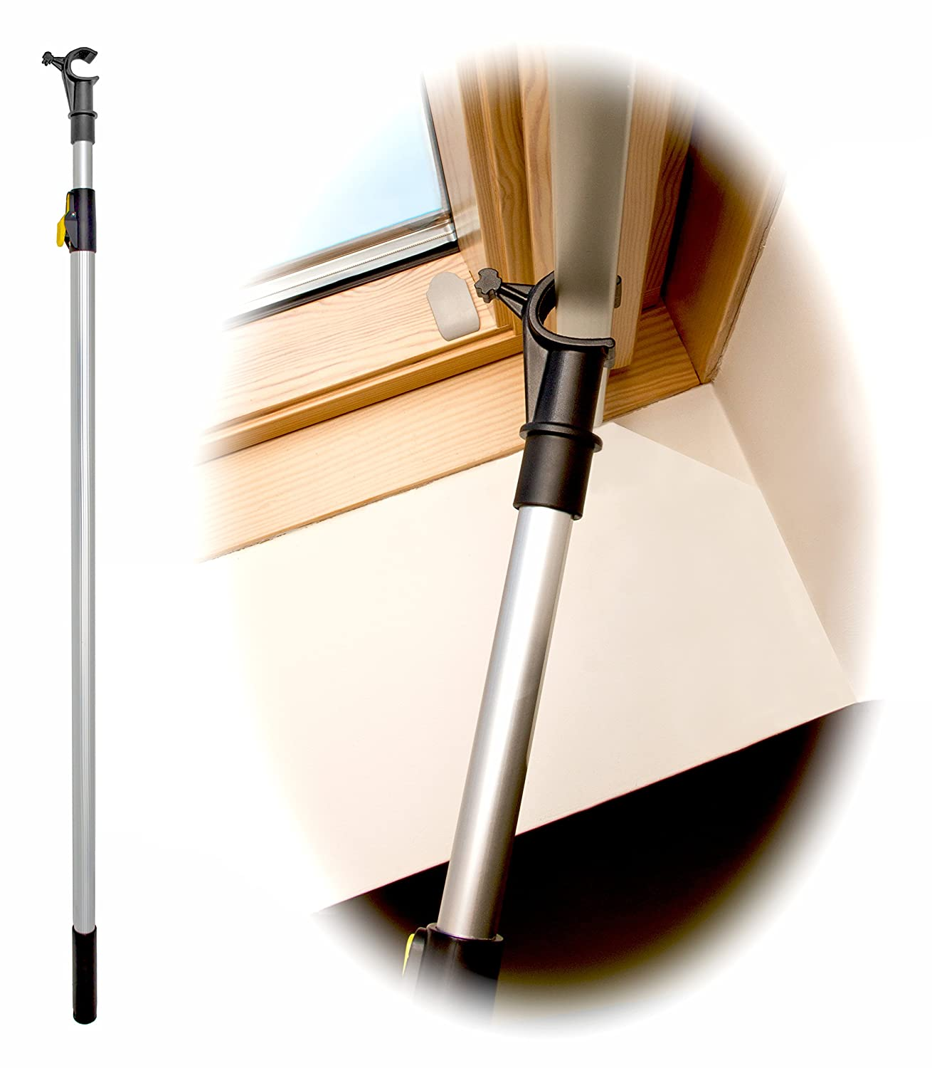 Winhux 174 3m Telescopic Pole Designed To Control Velux 174 Roof