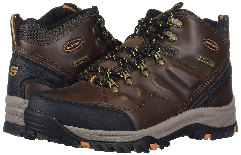 88f4437a9a231 Amazon.com | Skechers Men's Relment-Traven Hiking Boot | Hiking Boots