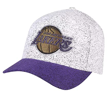 Mitchell & Ness 110 No Rest Snapback Los Angeles Lakers - Gorra ...