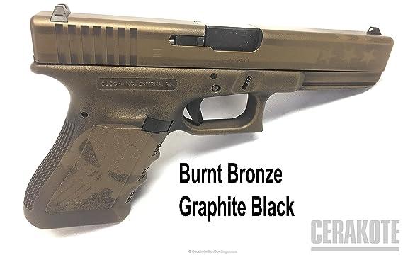 Amazon Burnt Bronze C 148 Air Cure Msi Ceramic Firearm Paint